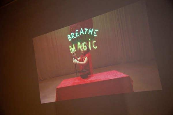 Breathe Magic video